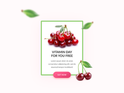 Special Offer offer special day36 dailyui 100days