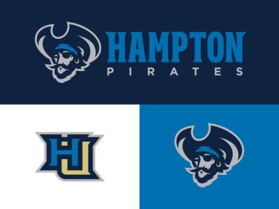 Hampton University Pirates
