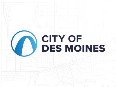 City of Des Moines Logo