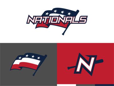Pella Nationals Logos