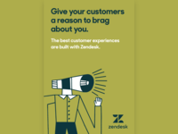 V Loud Melbourne Campaign Poster