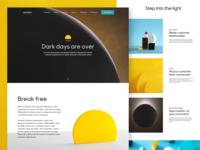 Zendesk Sunshine website