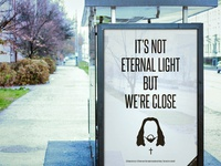 Use the LED - Teaser advertising