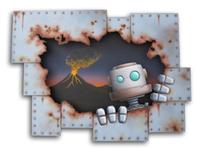 Curious Bot Rusty