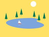 Summer Lake v2