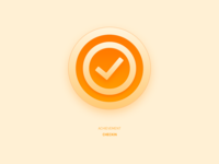 Achievement Badge - Checkin