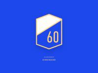 Achievement Badge - 60 Mins Reached