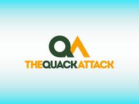 Quack Attack Logo Redesign