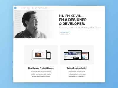Portfolio Site Update genesis wordpress work work examples personal site portfolio