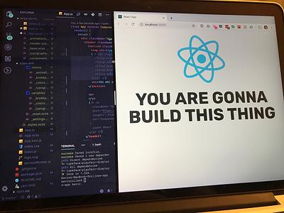 A little motivation never hurt anybody development design growth startup business javascript react community learn