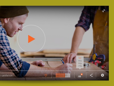 HD_Video Idea player interact splash play module video