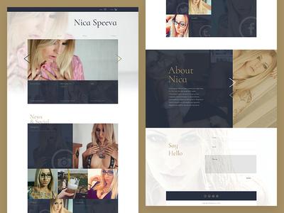Site Design fresh modern responsive clean website design ux ui