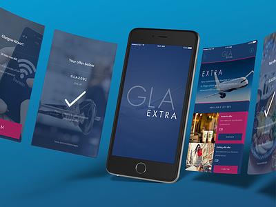 App Design app fresh modern responsive clean website design ux ui