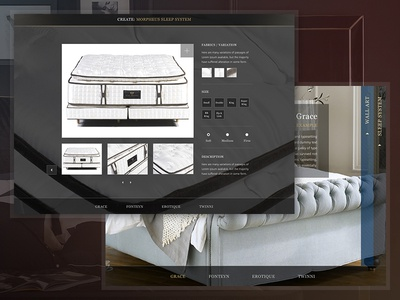 Some old layouts fresh modern responsive clean website design ux ui