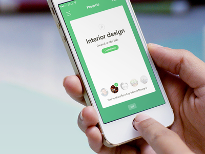 Thumbtack for iOS