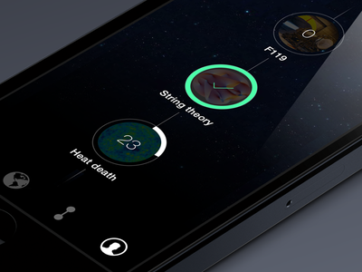 Connecting the dots explorations xplorer progress profile checkmark green circle percentage completion timeline