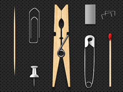 Everyday Objects (.psd)
