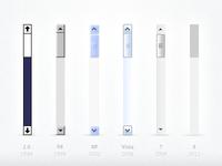 Scrollbars evolution