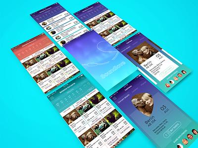 Soundlove_App ui sound music mobil love iphone ios concerts interface icon design appstore