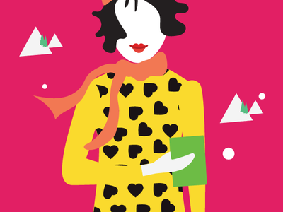 Playing with personas illustration bold personas