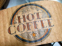 Hot Coffee 3—Lettering Project