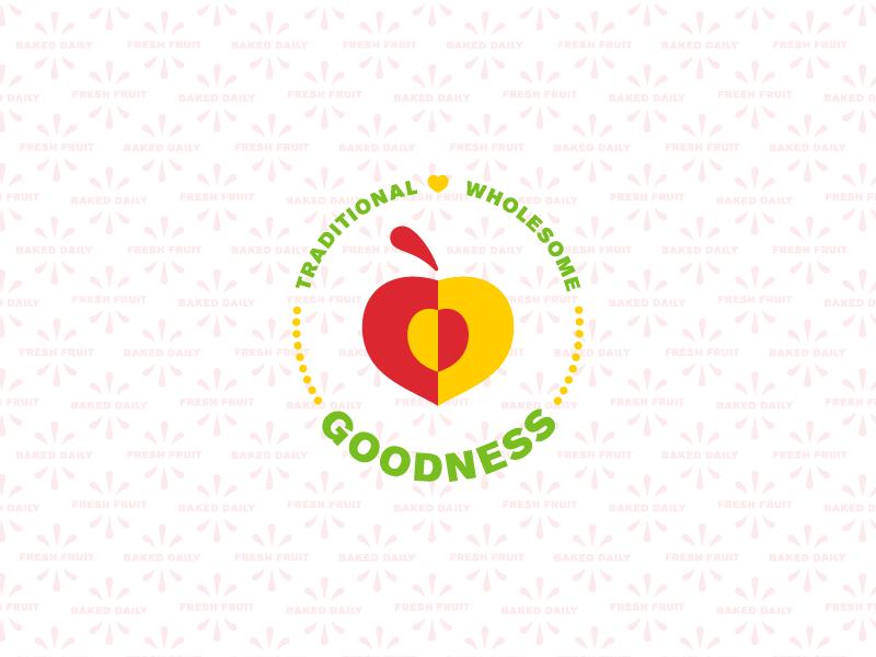 Cobbler Cove Secondary Mark cc c monogram crest badge color fruit