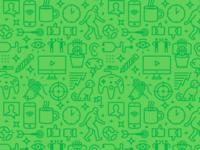 Jibe Icon Pattern