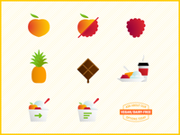 Cobbler Cove Menu Icons