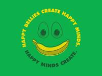 Happy Minds Create.