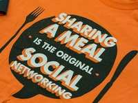 Sharing A Meal T-Shirt