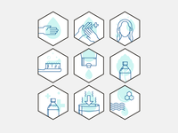 Wasatch Development Labs Icons