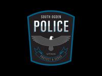 South Ogden Police Patch 2 (unused)