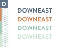 Downeast Logo Option 2 (unused)