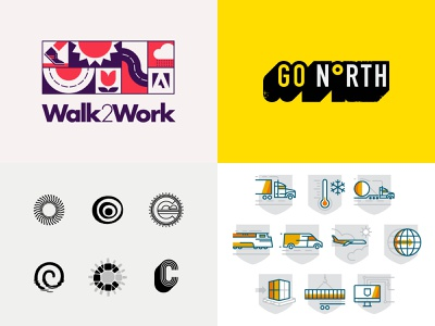 2018 design branding vector illustration logo