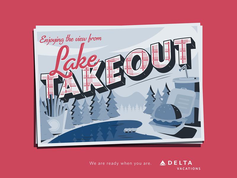 Lake Takeout