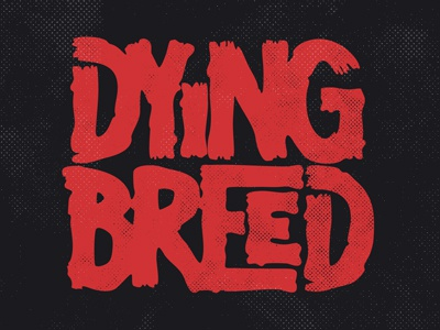 New Dying Breed Logo