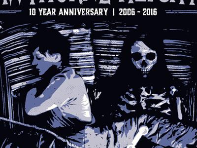 upcoming tour poster