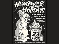 Holiday Gig Poster