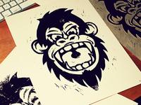 Kong Print