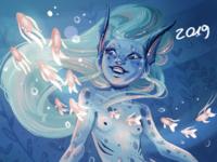 Mermaid rework