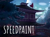 Painting speedpaint