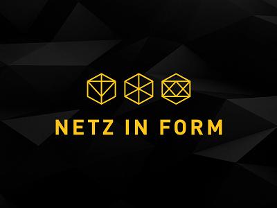 Netz In Form ci branding web