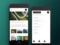Just a Road App