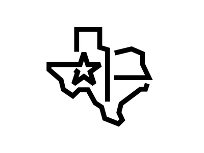 Lone Star State lone star state flag icon sticker state logo texas