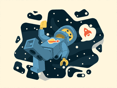 Art for Alijah- Spaceship! spaceship astronaut lego legos illustration