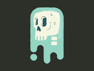 30 Minute Challenge (Ghost) texture dead skull boo ghost