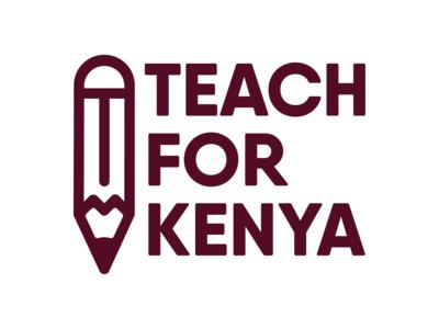 Teach For Kenya Logo Design