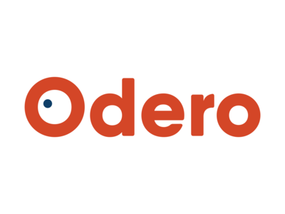 Odero Sticker App Logo