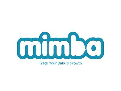 Mimba App Logo logo branding design logo design design