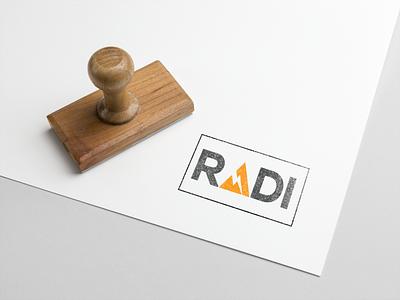 Radi Logo Design logo logo design branding design